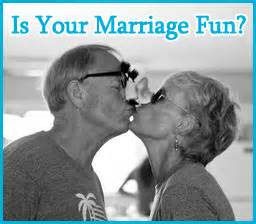 Is your marriage fun